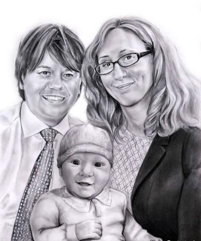 Familienporträts