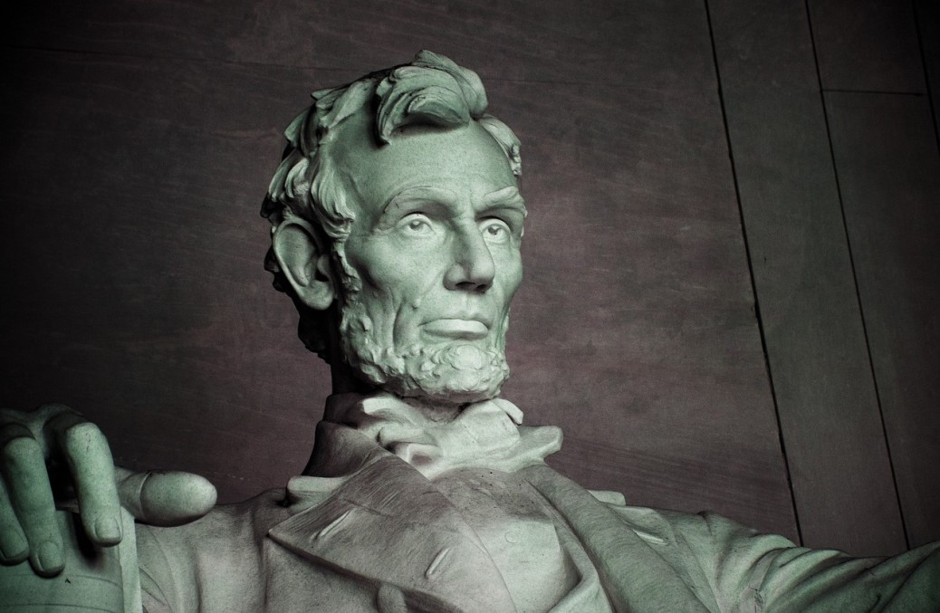 Historical Portrait of Abraham Lincoln