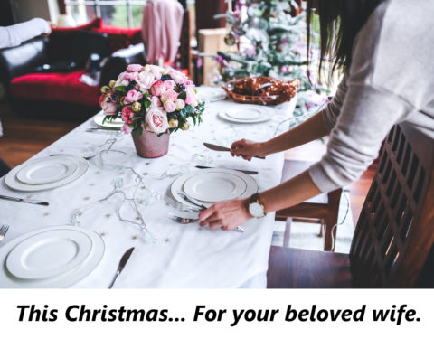 Christmas Gifts for Wife: 6 Ideas to Stun Your Sweetheart