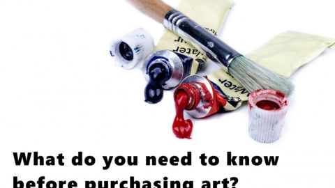 7 Expert Tips You Need to Know Before Purchasing Art